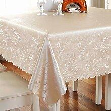 Ahuike Tischdecke Tischtuch Lotuseffekt