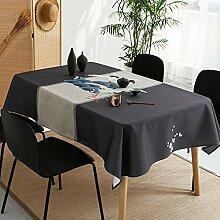 Ahuike Tischdecke Tischwäsche Tischtücher
