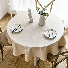 Ahuike Tischdecke Wasserabweisend Tischdecke
