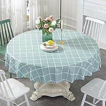 Ahuike Tischdecken Wasserabweisend Tischdecke PVC