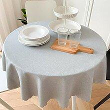 Ahuike Tischdekoration Eckig Wasserdicht Tischtuch