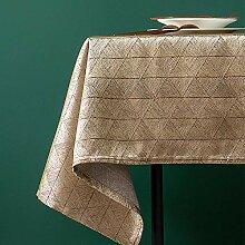 Ahuike Tischläufer Fleckschutz Tisch Decke Gutes