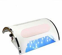 AHUO 54 Watt Professionelle UV Nagel Licht Nagel
