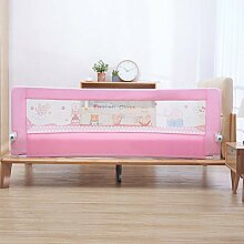 AIBAB Bettleitplanke Baby-Bett Mit Fallschutz