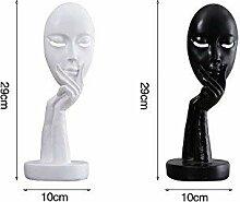 Aibada Kreative abstrakte Figuren Skulptur Frauen