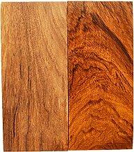 Aibote 1 Paar Natürliches Wüsteneisenholz Holz