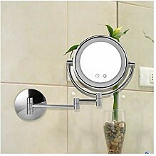 Aibuty Wandspiegel LED Beleuchteter