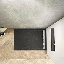 Aica Sanitär Duschtasse Duschwanne 120x80cm