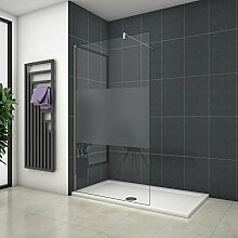 Aica Sanitär Duschwand Walk In Dusche 120cm