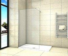 Aica Sanitär Duschwand Walk In Dusche 60cm