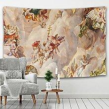 AIDEMEI Angel Tapestry Mandala Wall Hanging Home