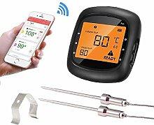 AidMax Digitales Kochen Fleisch-Thermometer für