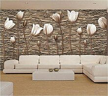 AIEK 3D Tulip Wandpaneele für TV Wände/Sofa