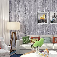 AIEK Retro Simulation Holz Tapete für Wohnzimmer,