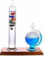 AIflyMi Galileo-Thermometer mit