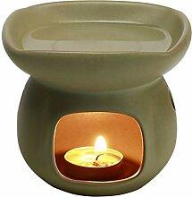 Aiglen Japanische Art Keramik Aroma Öllampe