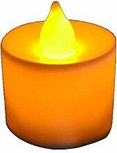 Aiglen Romantische LED Kerze Lampe Licht