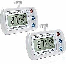 Aigumi Kühlschrank-Thermometer, digital,