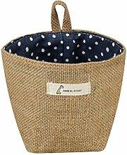 Aikesi Baumwolle, hängt die Handtasche Tasche