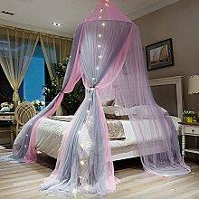 AILSAYA Himmelbett Vorhang für Mädchen