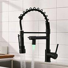 AIMADI LED Wasserhahn Küche Mischbatterien