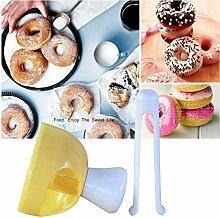 AIMADO Donutform, DIY Backen Donut Form Kunststoff