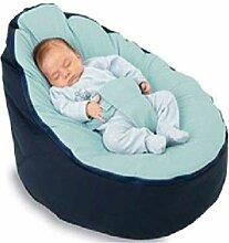 AINIYF Baby-Sitzsack, Babysitz Pflegebett weichen