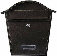 AINIYF Briefkasten-Landhaus-im Freien an der Wand