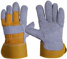 AINIYF Handschuhe Hochtemperaturofen Lange