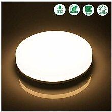 Airand LED Deckenleuchte Warmweiss 3000K 18W