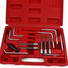 Airbag Werkzeug Werkzeugsatz für Montage u.