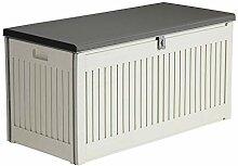 AirWave Outdoor Kunststoff-Gartenbox 270L