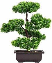 Aisamco Künstlicher Bonsai-Baum Gefälschte