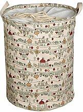 Aisi faltbar Wäschekorb Aufbewahrungskorb Motiven