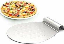 Aisoway Backen-Werkzeuge Edelstahl Transfer Kuchen