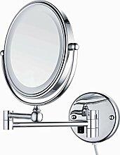 AISSION Makeup Mirror Lampe Kosmetik Spiegel an