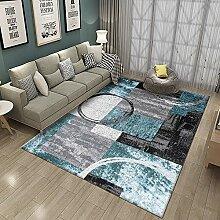 AITK Bettvorleger 80x160cm Rechteck Design Teppich