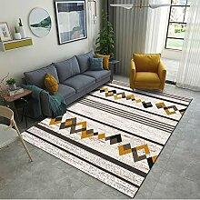 AITK Designer Teppich 140x200cm Rechteck, Teppich
