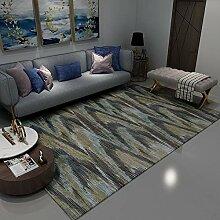 AITK Langflor Teppich 120x160cm Rechteck Design