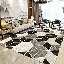 AITK Langflor Teppich 180x280cm Rechteck Design