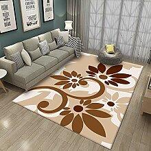 AITK Shaggy Teppich 160x200cm Rechteck Design