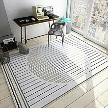 Aiyaoo Designer Teppich Rechteckig 80x120cm,