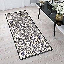Aiyaoo Teppich für Flur 100x550cm Küchenteppich