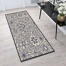 Aiyaoo Teppich für Flur 70x280cm TeppichLäufer