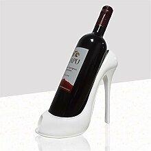 AJ Fashio High Heel Form Weinflaschenhalter Stil