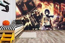 AJ WALLPAPER 3D Attack On Titan 258 Japan Anime