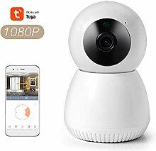 Ajcoflt Home Security WIFI-Kamera 1080P Drahtlose