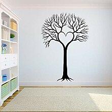 Ajcwhml Baum Wandtattoo Schlafzimmer Die Wurzel