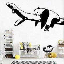 Ajcwhml Kinderzimmer niedlichen Panda