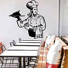 Ajcwhml Küchentapete Dekoration wandaufkleber